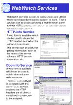 webwatch services