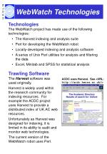 webwatch technologies
