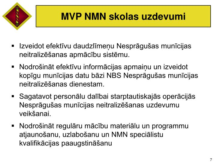 MVP NMN skolas uzdevumi