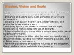mission vision and goals1