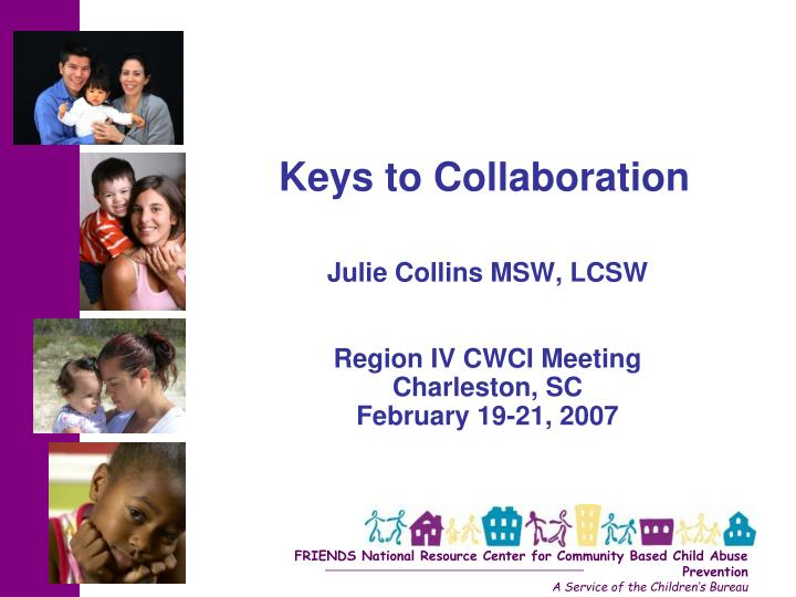 Keys to Collaboration