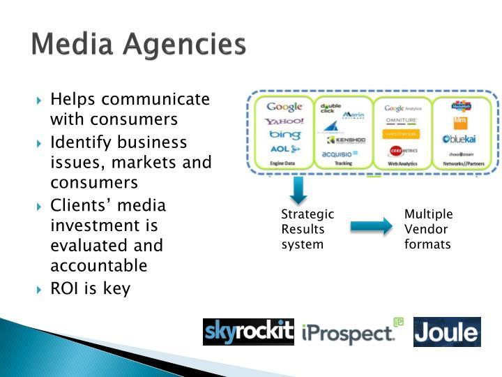 Media Agencies