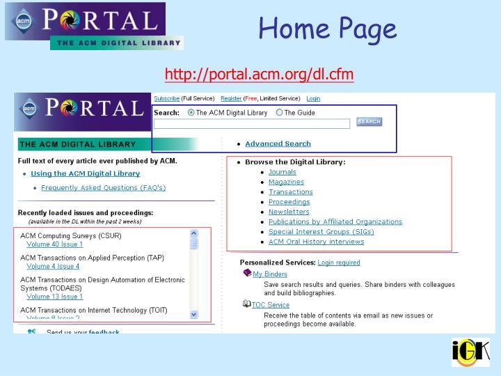 http://portal.acm.org/dl.cfm
