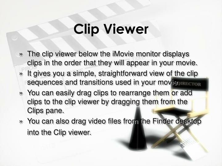 Clip Viewer