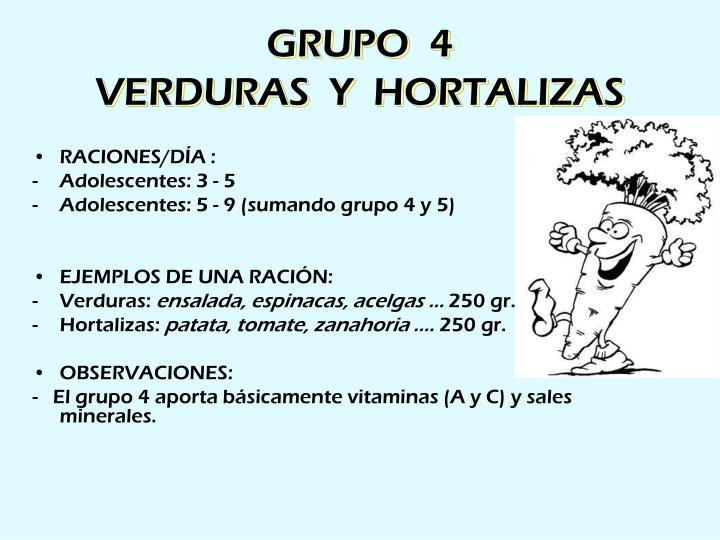 GRUPO  4