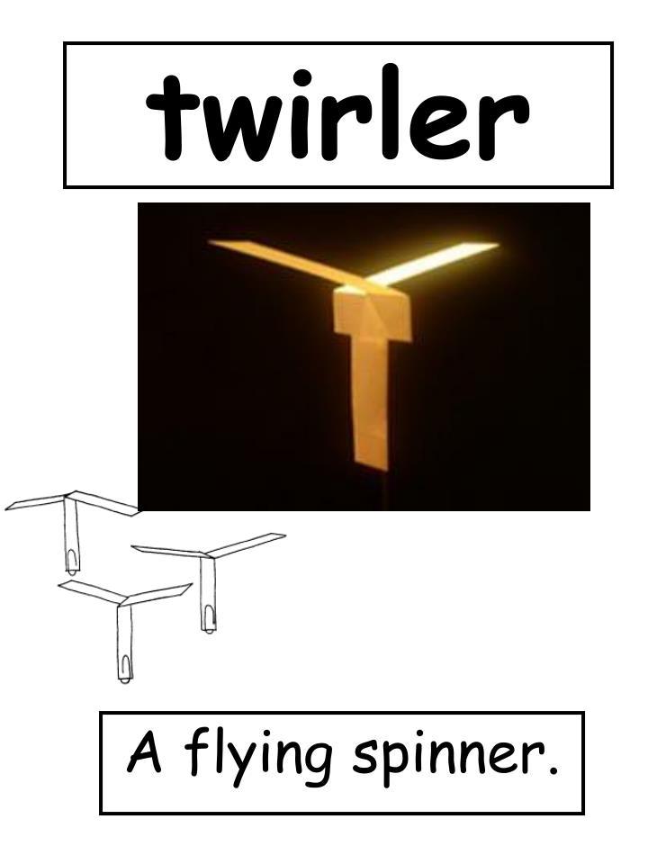 twirler