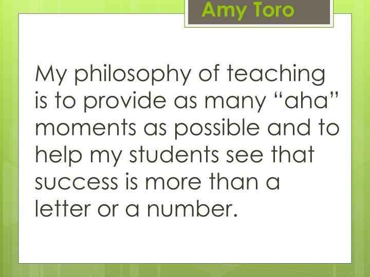 Amy Toro