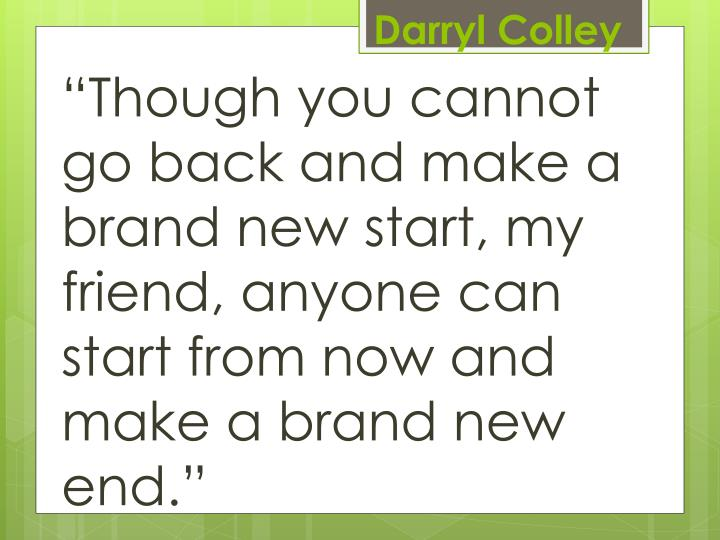 Darryl Colley