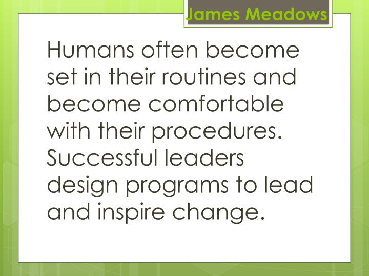 James Meadows
