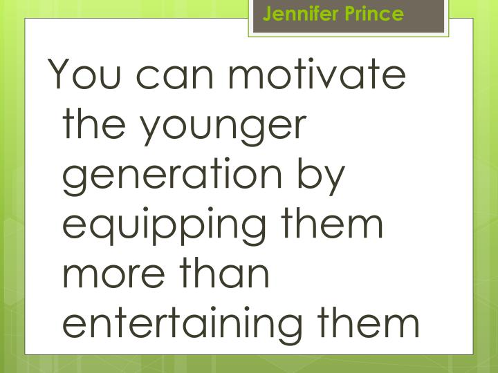 Jennifer Prince
