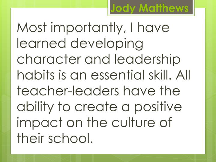 Jody Matthews