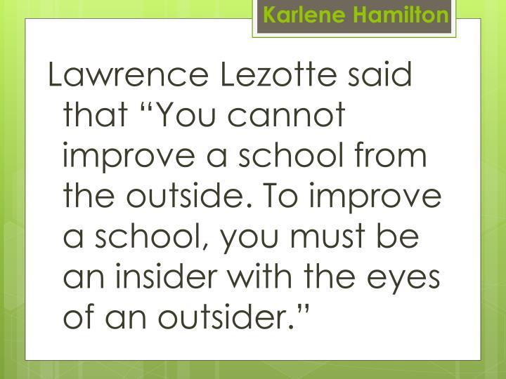 Karlene Hamilton