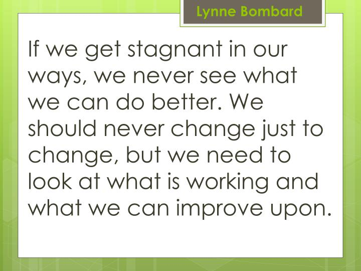 Lynne Bombard