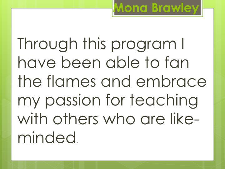 Mona Brawley