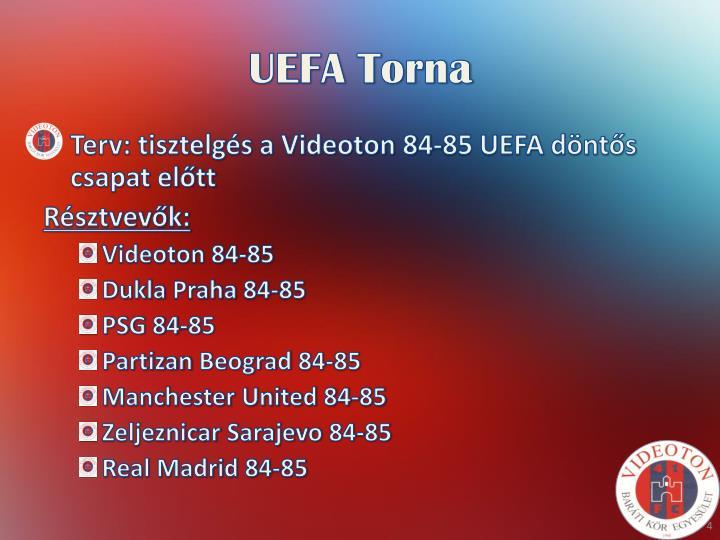 UEFA Torna