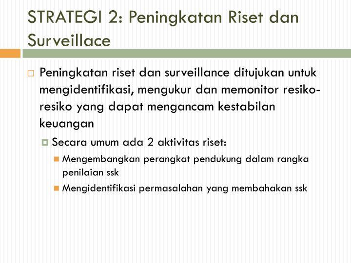 STRATEGI 2: