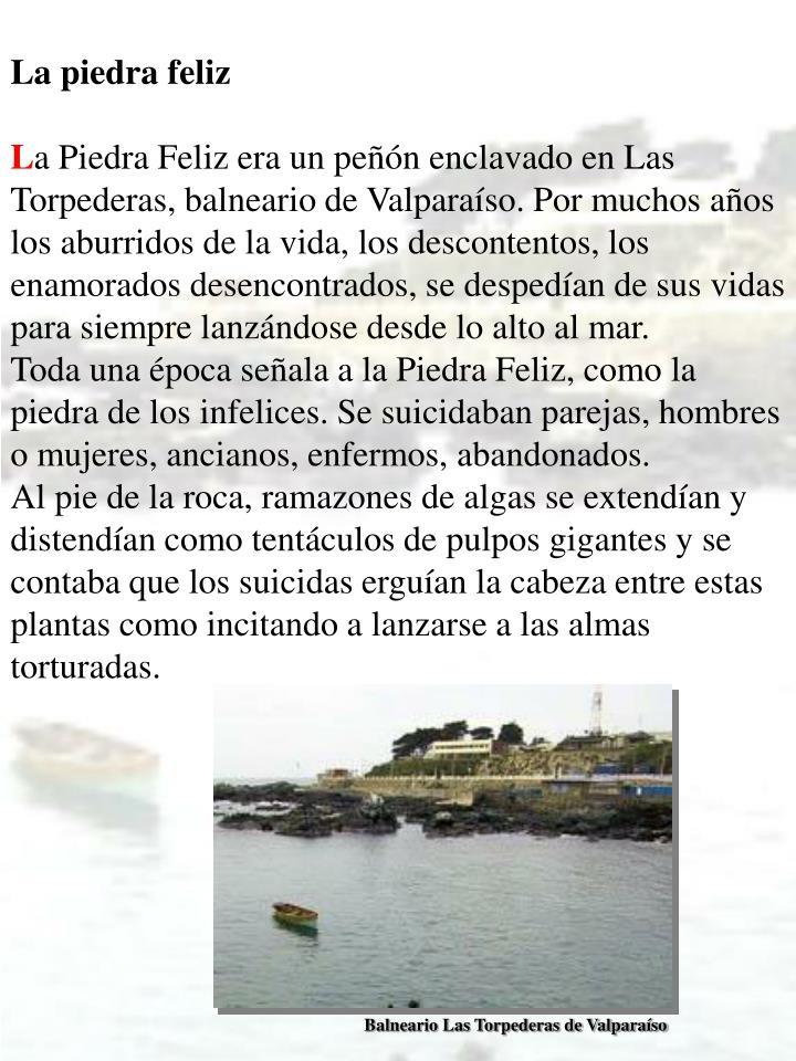 Balneario Las Torpederas de Valparaíso