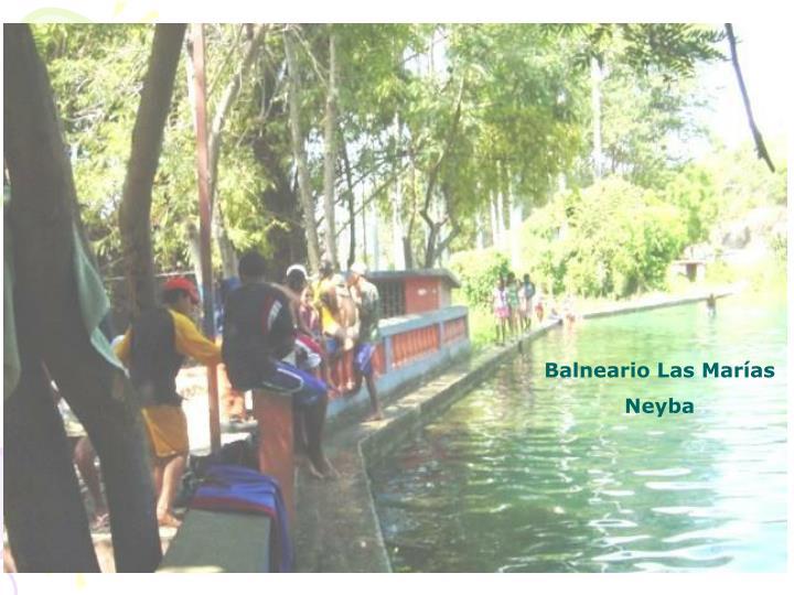 Balneario Las Marías