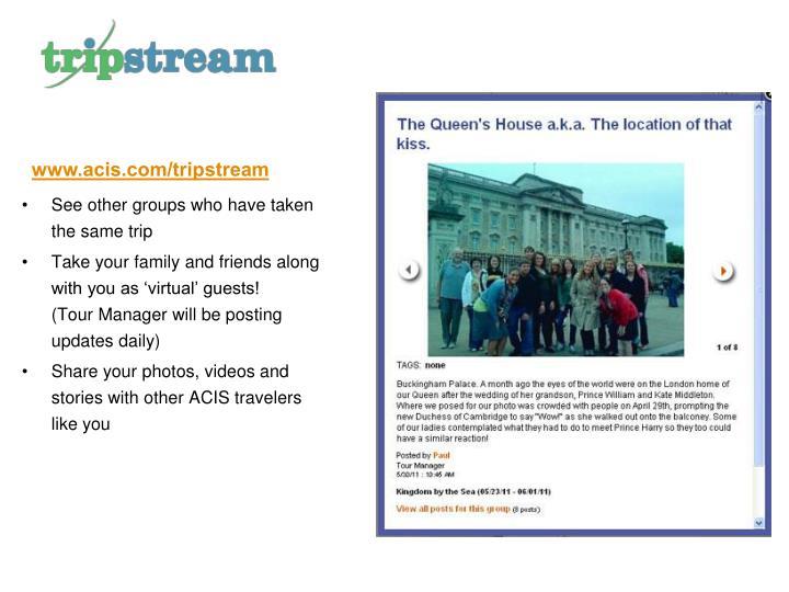 www.acis.com/tripstream