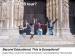 why an acis tour