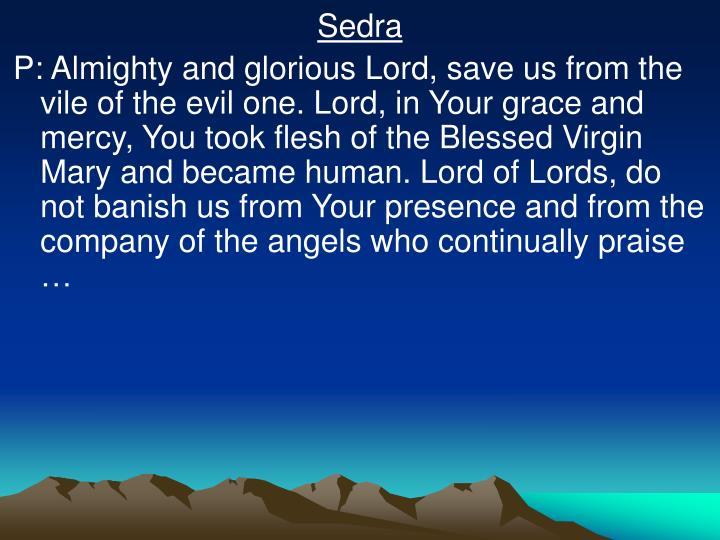 Sedra