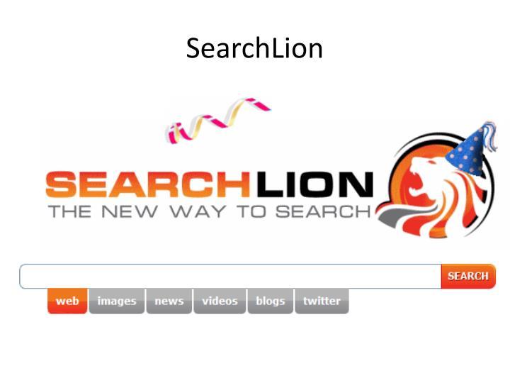 SearchLion