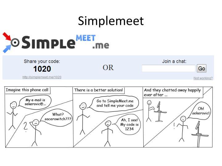 Simplemeet