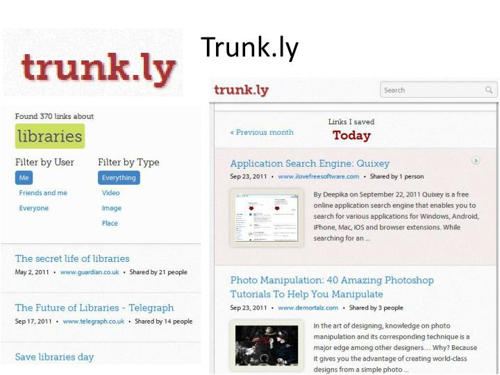 Trunk.ly