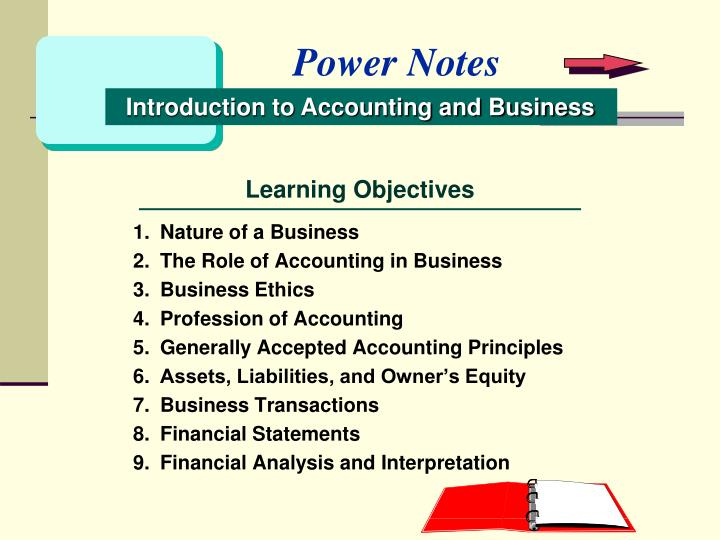 Power Notes