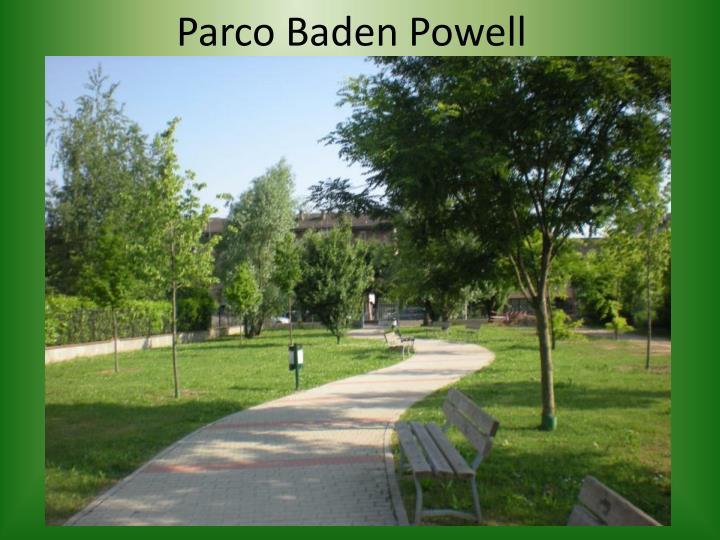 Parco Baden Powell