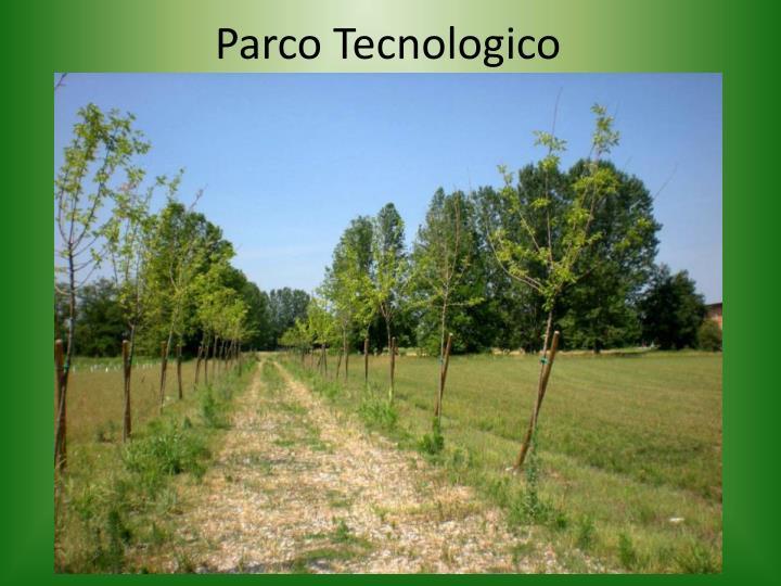Parco Tecnologico