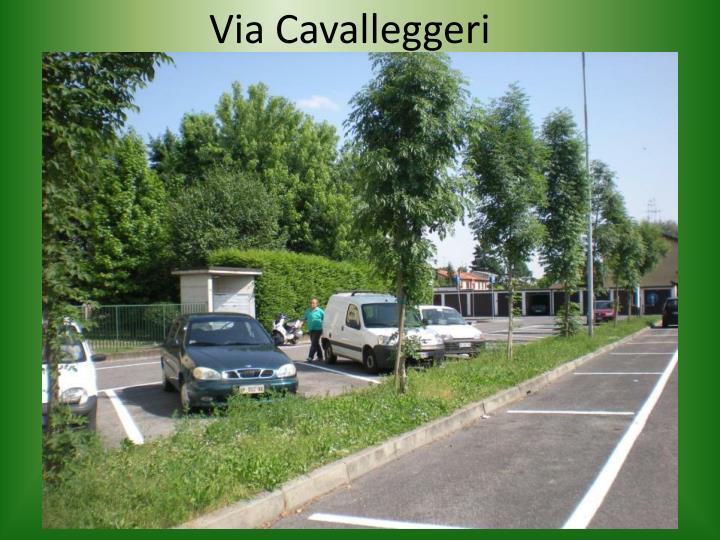 Via Cavalleggeri