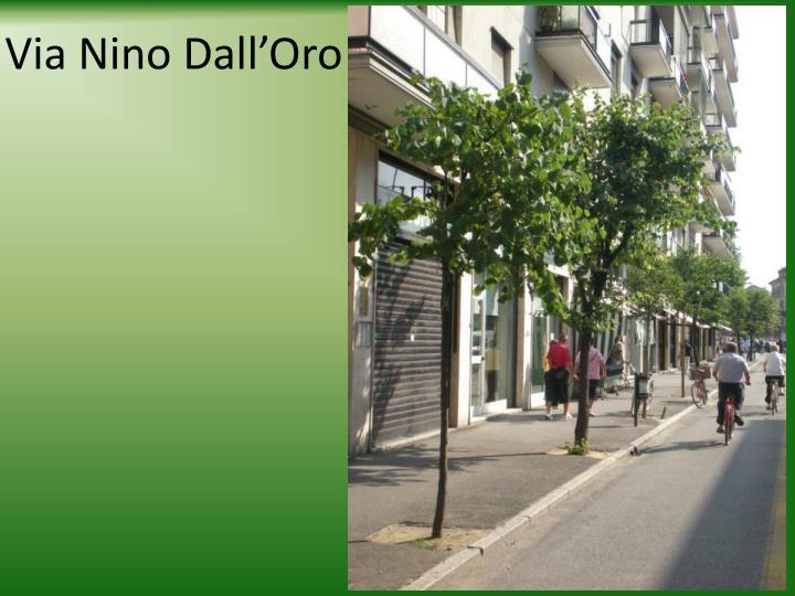 Via Nino Dall'Oro