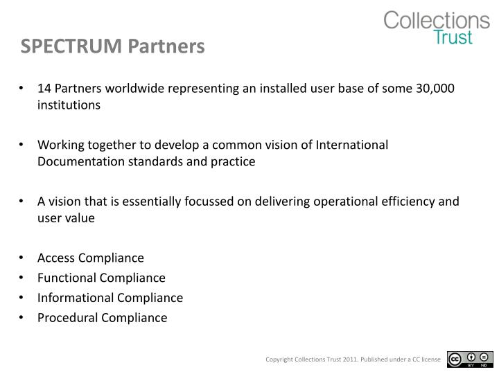 SPECTRUM Partners