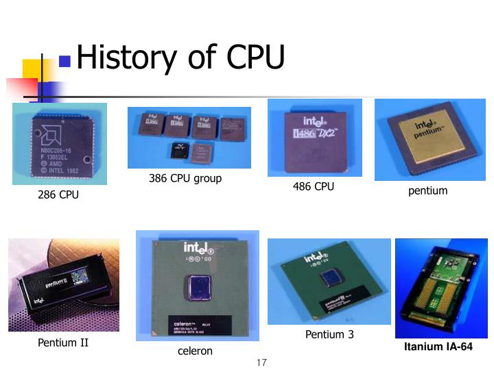 386 CPU group
