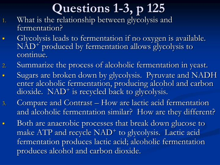 Questions 1-3, p 125