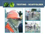 testing scaffolder1