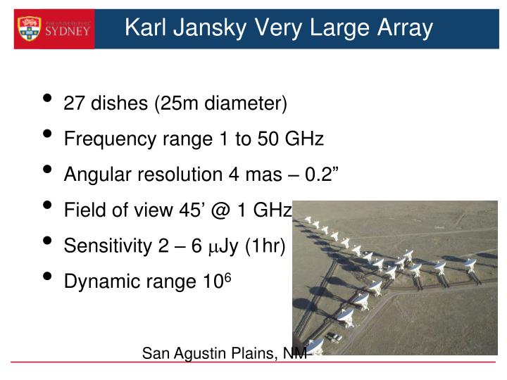 Karl Jansky Very Large Array
