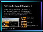 posebna funkcija infranview a