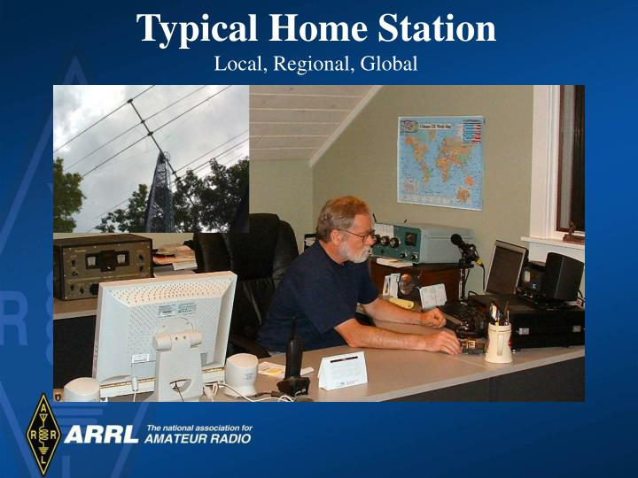 Typical Home Station
