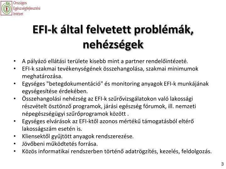 EFI-k