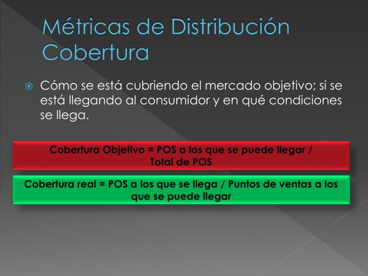 Métricas de Distribución