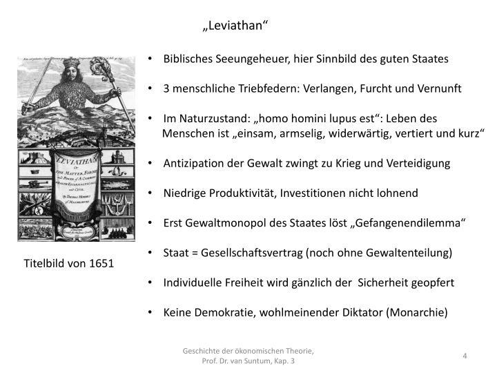 """""""Leviathan"""""""