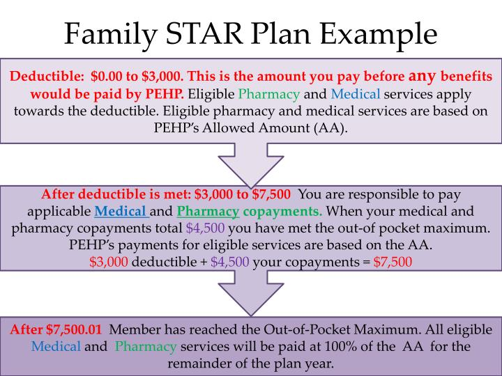 Family STAR Plan Example