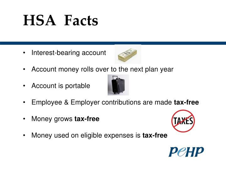 HSA  Facts