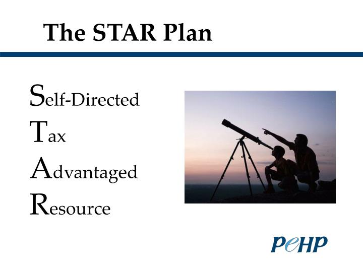 The STAR Plan