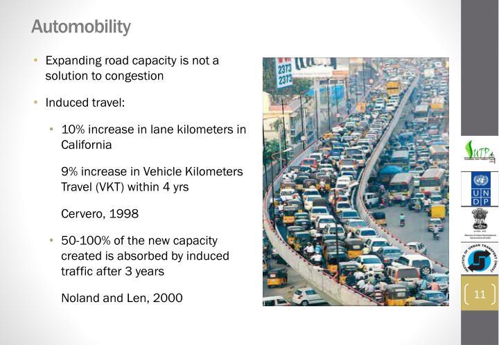Automobility