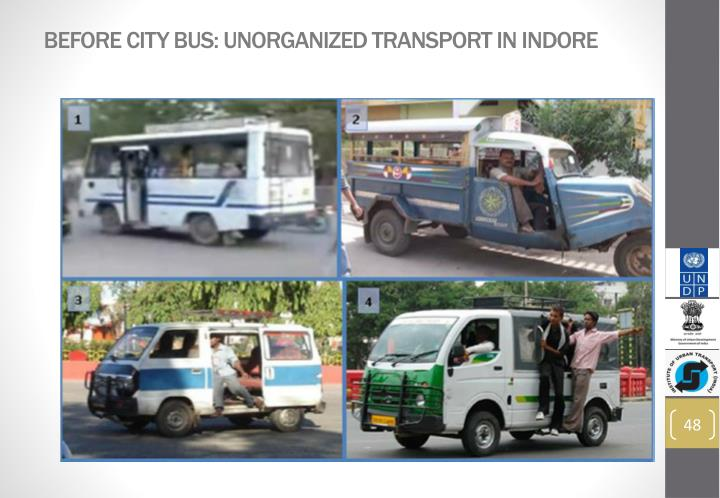 Before City Bus: