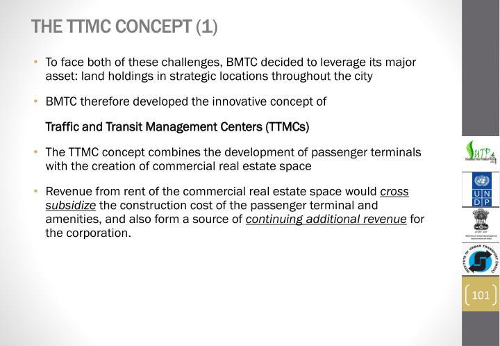 The TTMC Concept (1)