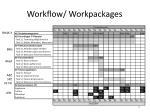 workflow workpackages1